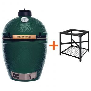 Big Green Egg Large incl. incl. Egg Frame