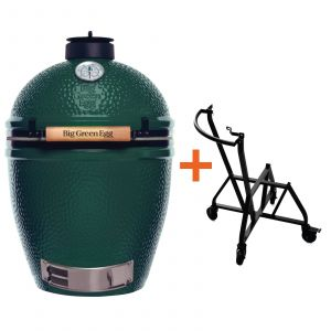 Big Green Egg Large incl. Nest integgrated Handler