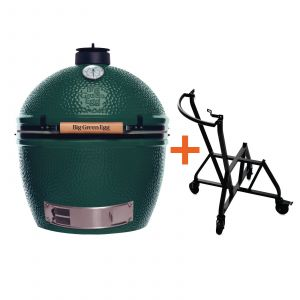 Big Green Egg XLarge incl. Nest integgrated Handler