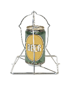 Big Green Egg Beer Can Chicken Roaster