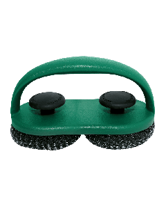 Big Green Egg Dual Brush Grid Scrubber